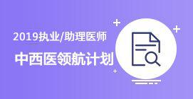 执业/助理医师中西医领航计划(中西医)