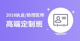 执业/助理医师高端定制班